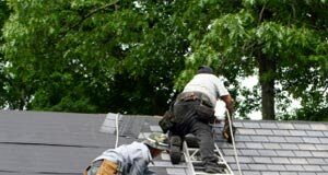hiring the professional roofers