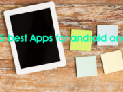 Top 5 best Apps for android and pc