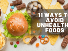 11 Ways to avoid unhealthy foods