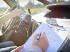 dvla change driving test