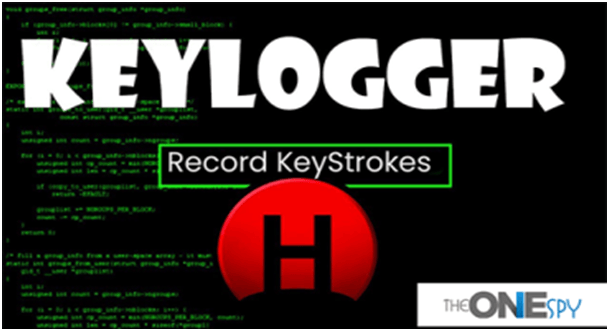 Keylogger spy app for Android