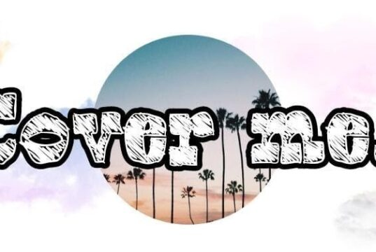 Cover me by Liat Kourtz Oved